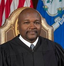Chief Justice Richard Robinson